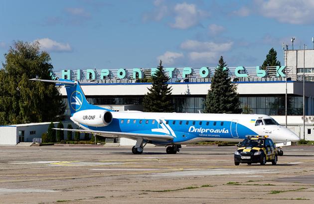 Аеропорт «Дніпропетровськ» / Фото: dnk.aero