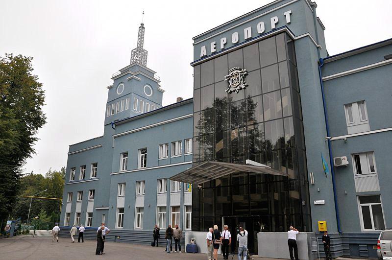 Міжнародний аеропорт «Чернівці». Фото: http://times.cv.ua