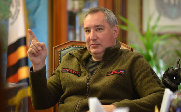 Дмитрий Рогозин / Фото: http://www.aif.ru