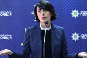 Деканоїдзе заявила, що реформа поліції остаточно провалилася