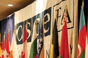 Wintertagung der Parlamentarischen Versammlung der OSZE beginnt in Wien