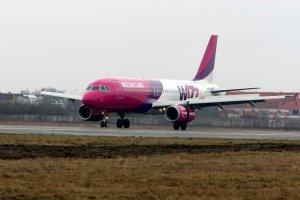 Wizz Air літатиме з Києва до Лейпцига
