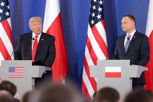 Duda: Polen will nicht im Einflussbereich Russlands sein