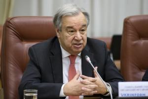 UN-Sicherheitsrat legt lahm - Guterres