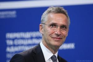 Stoltenberg zaprosił Zełenskiego do Kwatery Głównej NATO