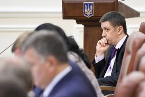 Кириленко влаштував демарш на засіданні Кабміну