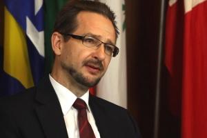 Ситуация на Азове вызывает глубокое беспокойство– генсек ОБСЕ