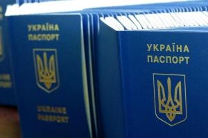 Fast 80.000 Einwohner der Krim erhielten Reisepässe in Oblast Cherson