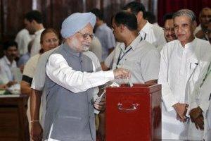 На выборах в Индии побеждает правящая партия - экзит-полы