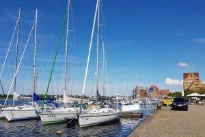 Немецкий Росток: город с ароматом роз и моря