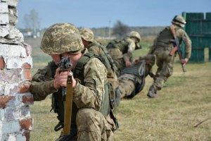 На Донбассе от обстрелов боевиков погиб украинский военный