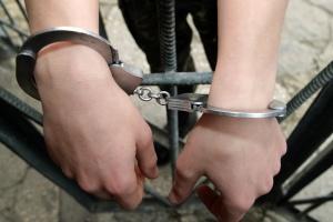 У Запоріжжі затримали чоловіка, якого підозрюють у крадіжці 150 автономерів