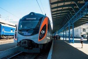 Швидкісними поїздами Укрзалізниці торік скористалися понад 5,5 млн пасажирів