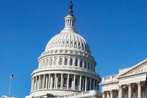Конгрес США знову перекрили через можливі заворушення