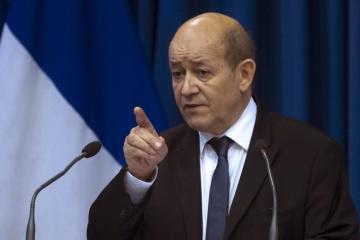 Глава МЗС Франції звинуватив Австралію і США у брехні та лукавстві