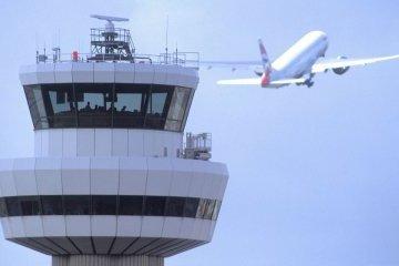 Неизвестный дрон нарушил работу лондонского аэропорта