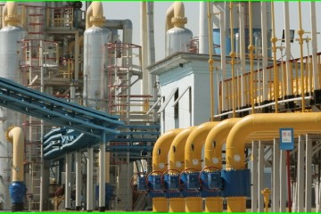Naftogaz to raise gas price for industrial consumers