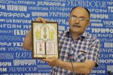 «Орден матери бойца АТО»: презентация первой народной награды для матерей украинских Героев