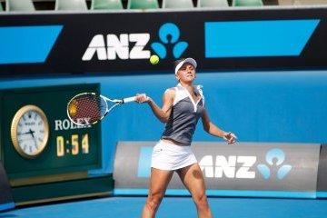 Lessia Tsurenko arrive au deuxième tour de l'Australian Open