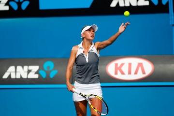La ucraniana Lesia Tsurenko sube al puesto 23 del ranking WTA