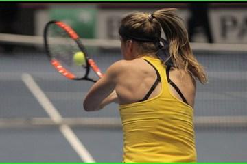 Svitolina se niega a participar en el torneo de tenis de Moscú