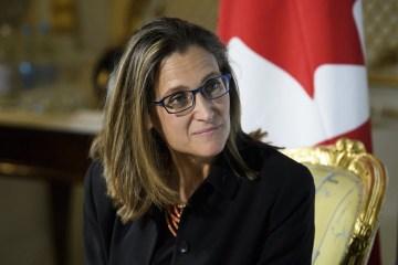 Канада намагається пристосувати ООН до потреб середнього класу – Фріланд