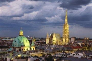 Исторический центр Вены включили в список Всемирного наследия под угрозой