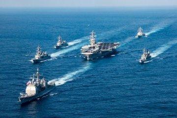 США, Япония и Индия начали крупнейшие совместные военные учения