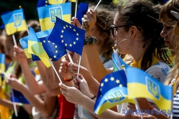 Aujourd'hui est le 6e anniversaire de la ratification de l'accord d'association UE-Ukraine
