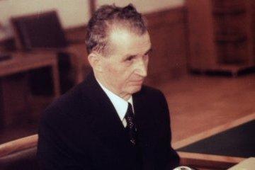 Рушницю румунського диктатора Чаушеску продали на аукціоні