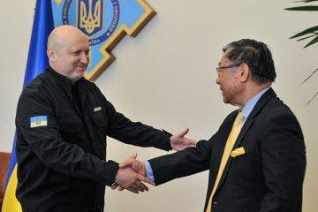 Украина углубляет оборонное сотрудничество с Японией