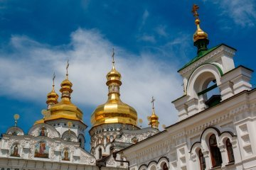 Ancient icon stolen from Kyiv-Pechersk Lavra monastery