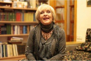 Сьогодні Ада Роговцева відзначає 80-річний ювілей
