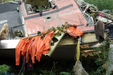 Today marks fifth anniversary of MH17 crash