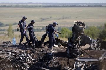 SBU declares three Russians, one Ukrainian suspects in MH17 case