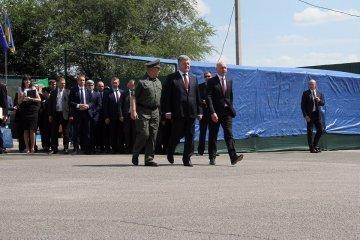 Порошенко і Філіп домовилися якнайшвидше завершити демаркацію кордону