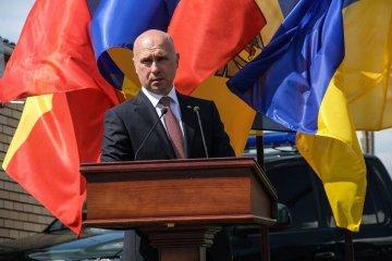"""Прем'єр Молдови назвав спекуляціями заяви про """"блокаду"""" Придністров'я"""