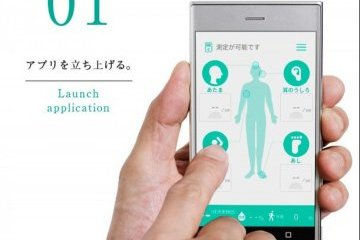 В Японии создали гаджет с функцией проверки запаха тела