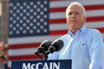 Маккейн раскритиковал уступки Трампа России в сирийском вопросе