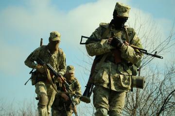 Un día en la ATO: Resultan heridos dos soldados