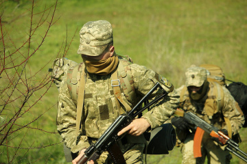 Militants violated ceasefire in eastern Ukraine 29 times in last day