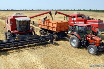 Romanian company looking for Ukrainian manufacturers of tractors and irrigation systems