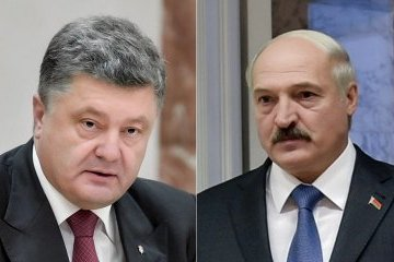 Poroshenko, Lukashenko to hold talks tomorrow