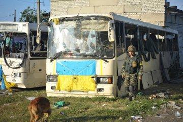 In Ostukraine 29 bewaffnete Angriffe gemeldet