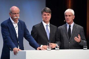 Німецькі автоконцерни викрили у змові - Spiegel