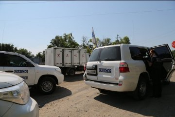 Invaders impeding OSCE SMM access to three settlements in Donbas – Ukraine military