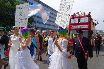 У Берліні відбувся 39 гей-парад