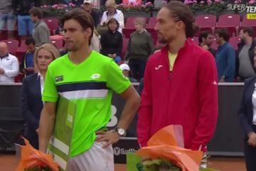Долгополов поступився Ферреру у фіналі Відкритого чемпіонату Швеції з тенісу