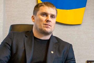 La police a déclaré qu'elle n'expulsera pas les membres du Corps national de Zolote-4