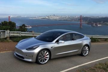 Ucrania incluida en la lista para pedir Tesla Model 3